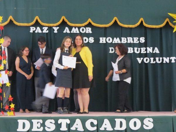 Ceremonia de Premiación 2019